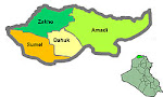 Dohuk Map