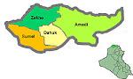 Dohuk Map