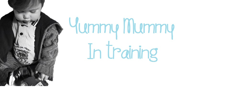 Yummy Mummy In Training