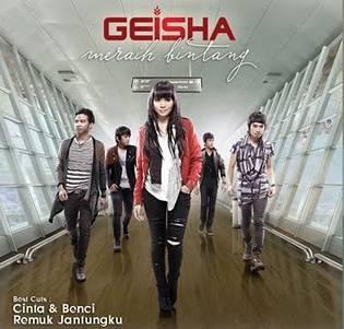 gambar album cinta dan benci geisha band LIRIK LAGU CINTA DAN BENCI GEISHA|VIDEO|MP3