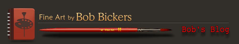 FINE ART BY BOB BICKERS