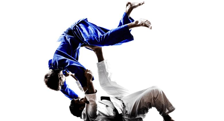 Teknik Dasar Bantingan Tomoe-Nage - Beladiri Judo