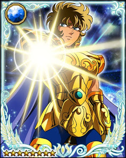 Saint Seiya Galaxy Card Battle: Jogo para Android e iPhone! - Diego
