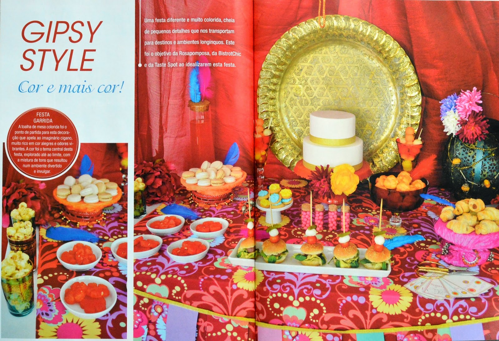 Gipsy Party by BistrotChic