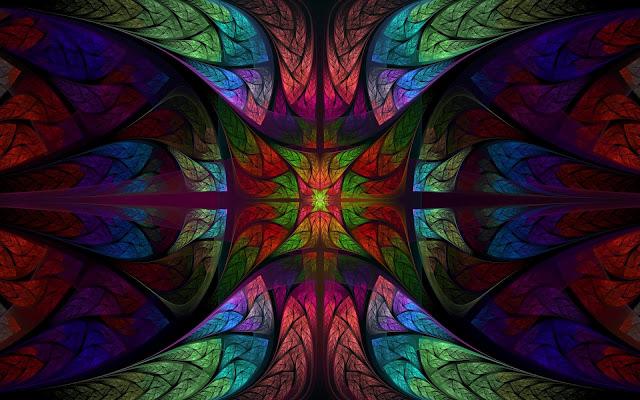 Beautiful Wallpaper: Wonderful Crystal Glass Wallpapers
