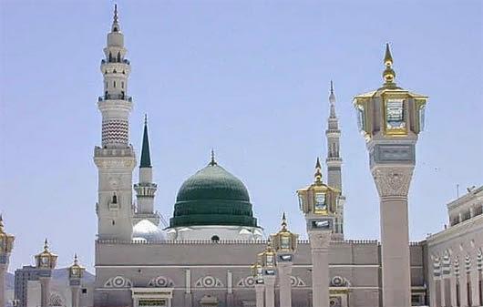 Madina Munawara Masjid Nabawi Wallpaper Madina Munawara Roza-e-rasool