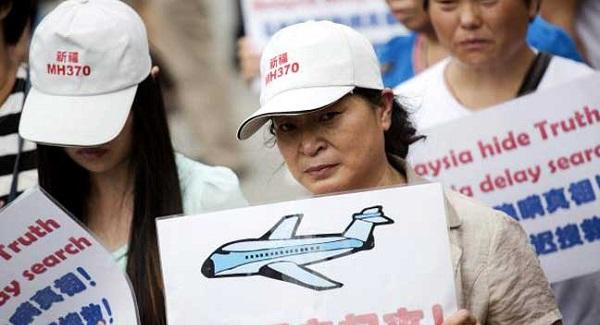 Lima keluarga penumpang MH370 fail saman terhadap MAB dan DCA