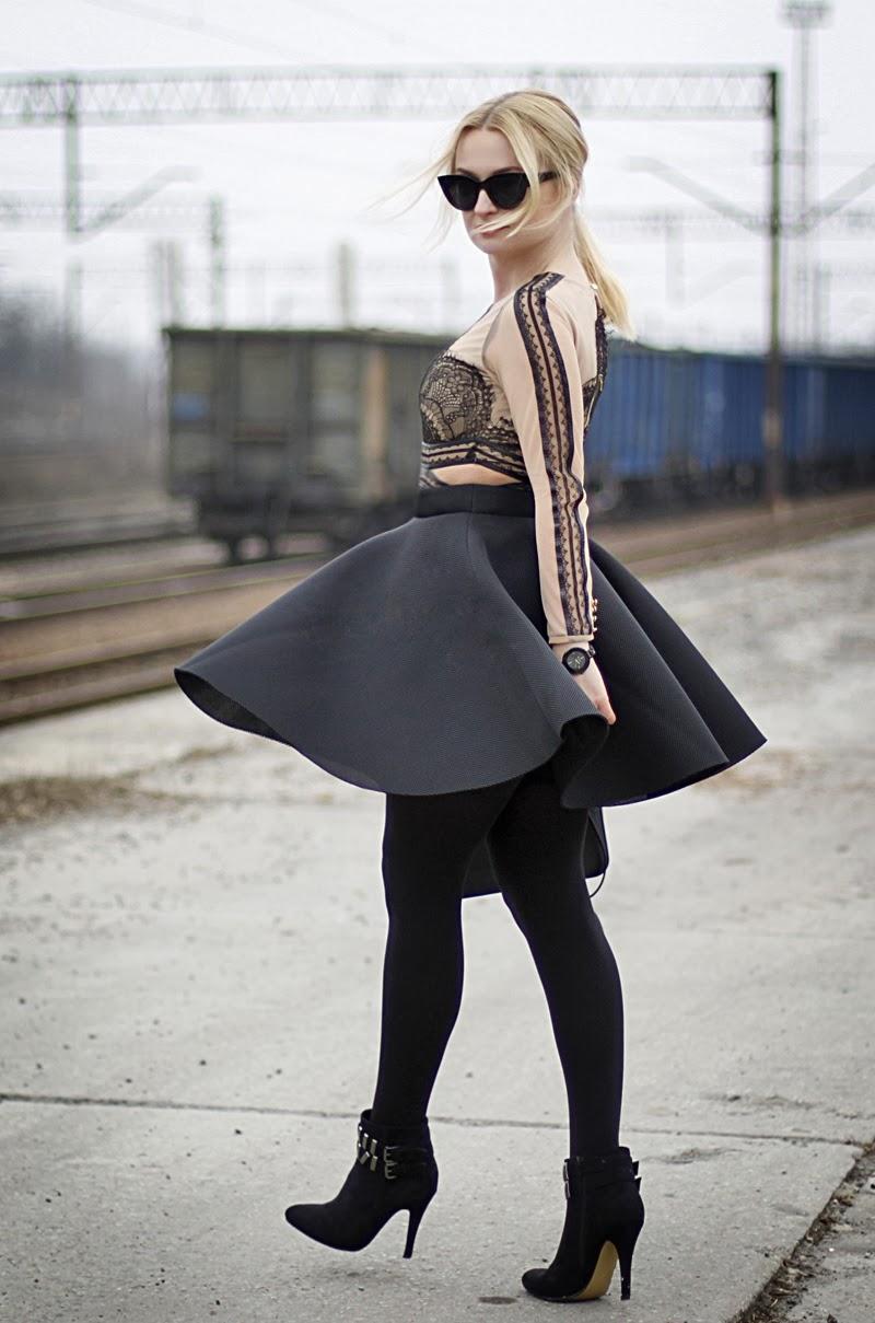 Puff Skirt