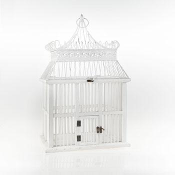 De andar por casas jaulas decorativas - Jaulas decorativas zara home ...