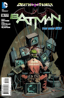 Batman #14 - Death of the Family