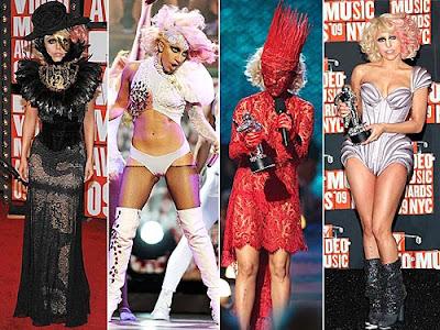 Lady Gaga Dress 4