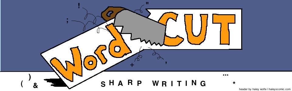 word cut