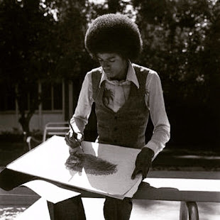Michael Jackson's birthday month photo of the day