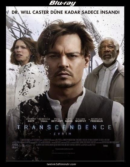 Evrim - Transcendence (2014) Film Afis