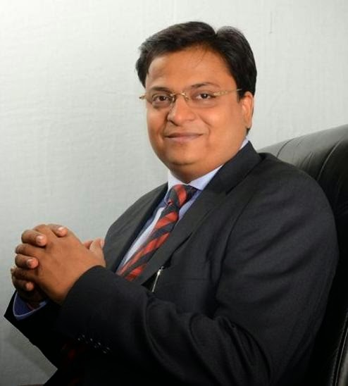 Mr. Rajesh Aggarwal, Managing Director, Insecticides India Ltd