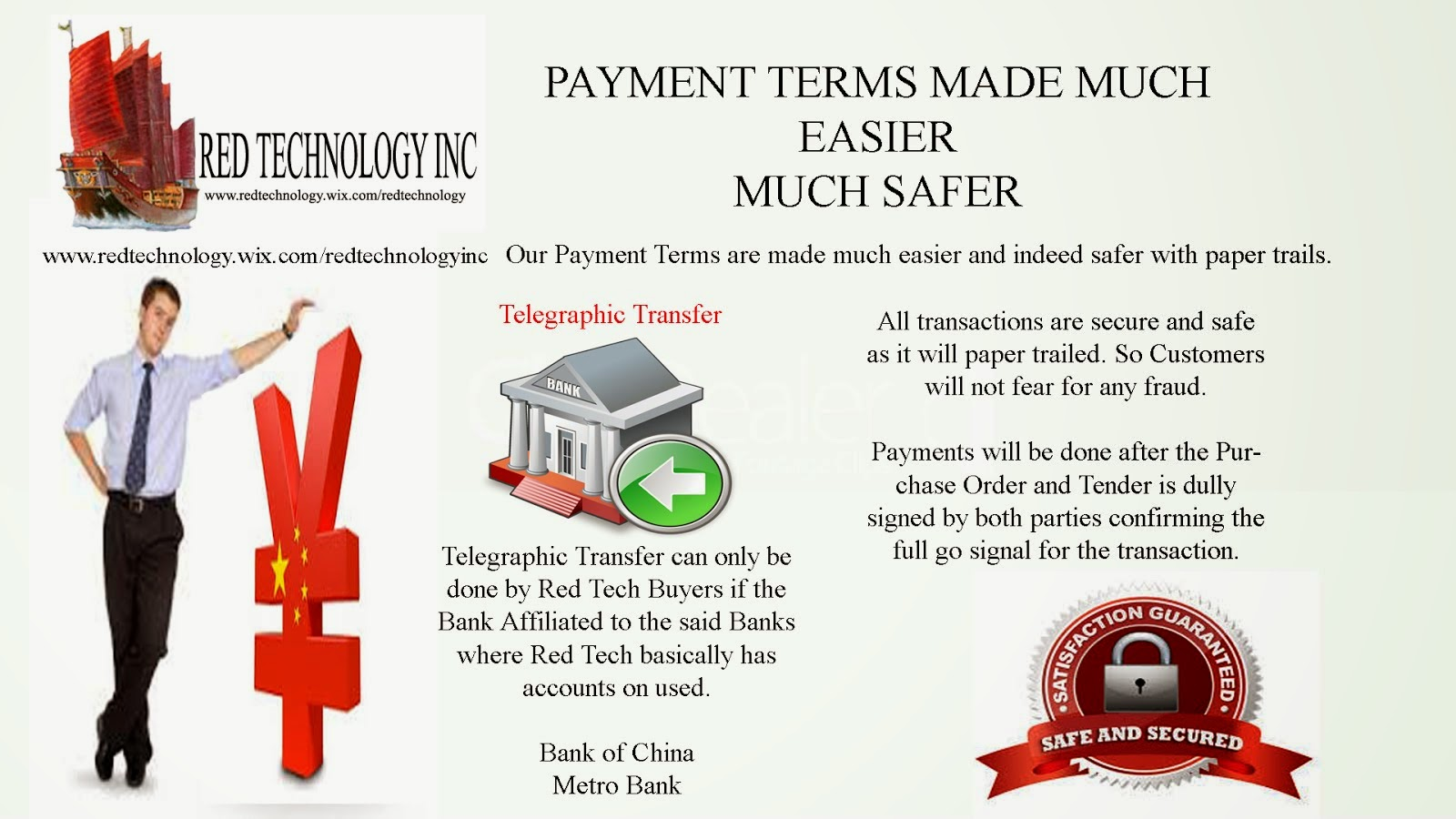 Payment Terms made Easy 2