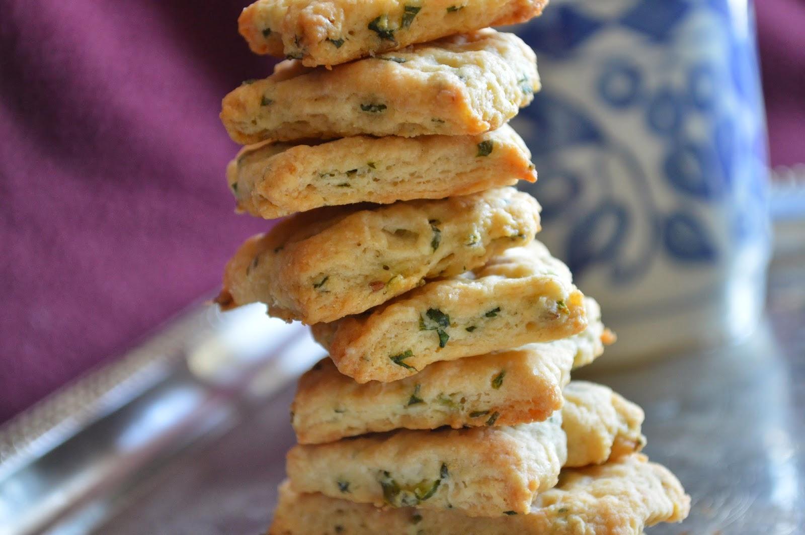 Cooking isn't Rocket science: Savory Cookies / Masala Biscuits