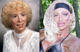 Dawn Whitham before & after