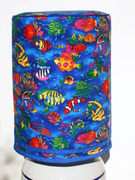 Decorative water bottle covers for 5 gallon water bottles for Decor water bottle