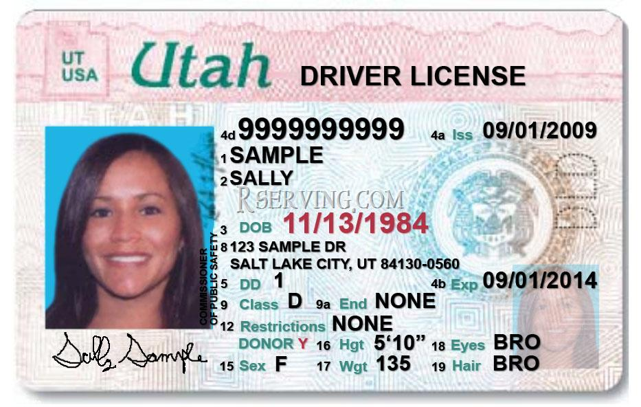 Mr. & Mrs. Ulmer: Utah\'s Driver\'s License