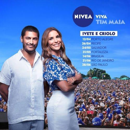 Festival Nivea Viva Tim Maia