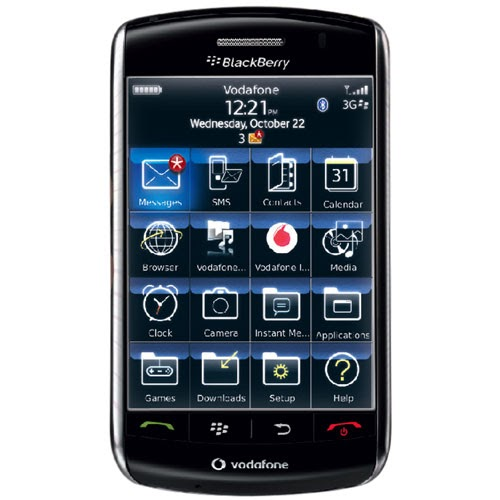 The teach Zone: BlackBerry Touch Available on SmartPhones ...