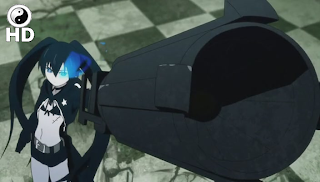 Black Rock Shooter OVA 01 - Português