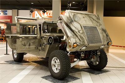 Hummer H1 CNNs Warrior One