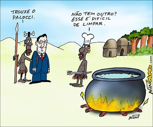 Antônio Palocci e os canibais