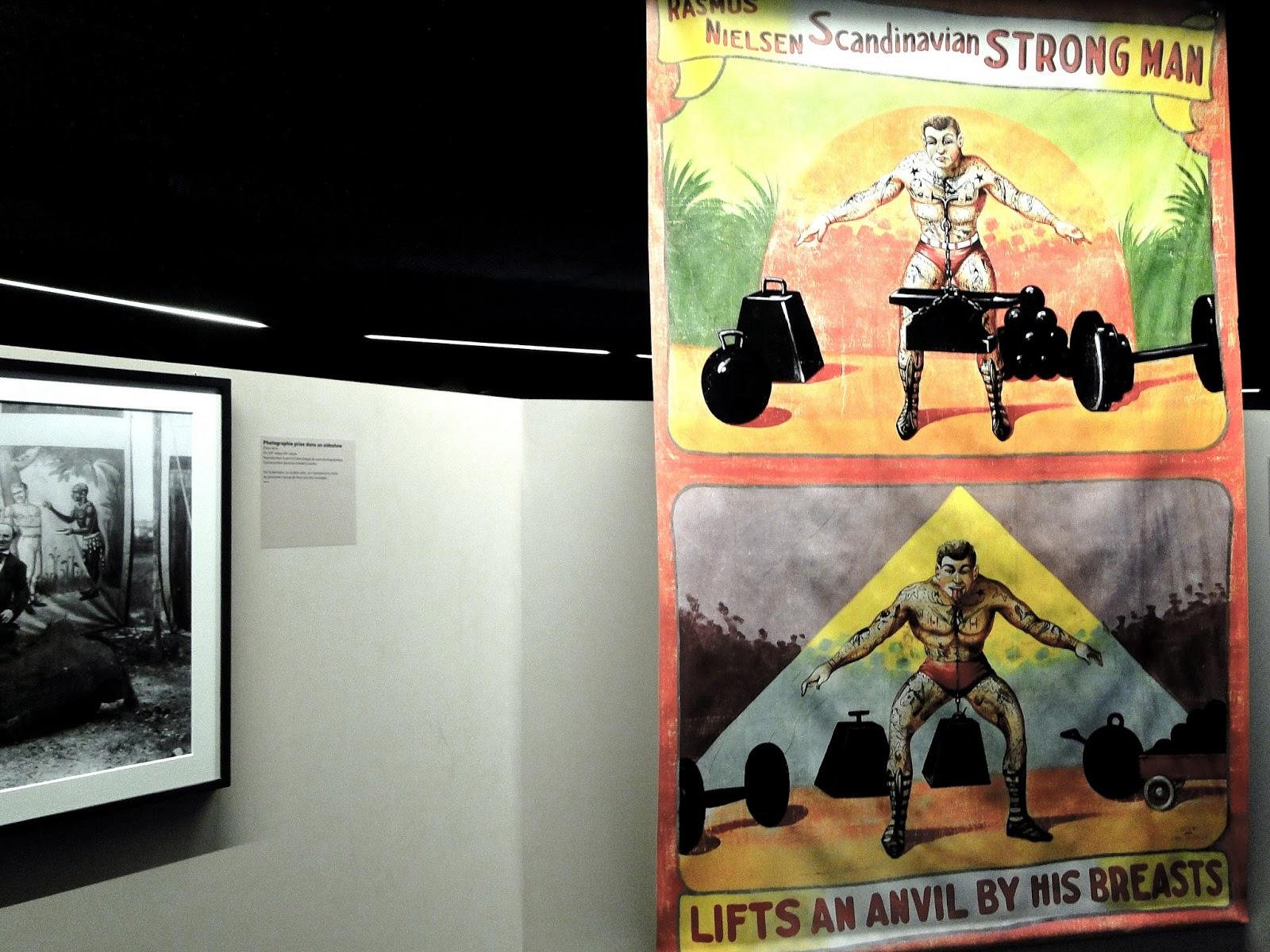 Exposition TATOUEURS TATOUÉS Musée du quai Branly