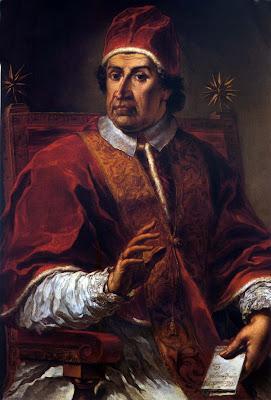 Imagen de S.S. El Papa Clemente XI