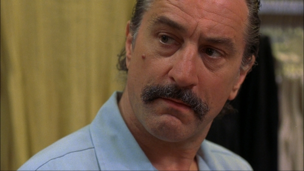 Robert De Niro in Jackie Brown