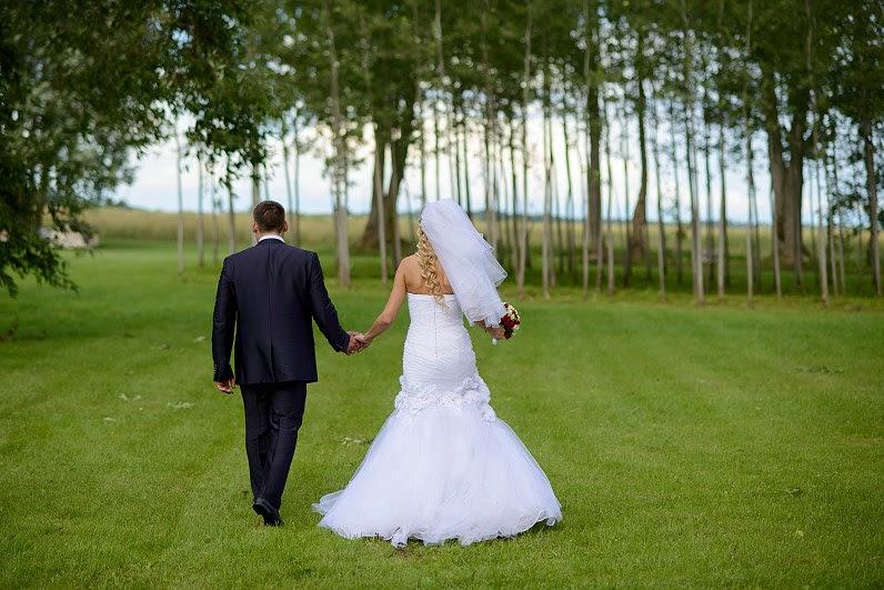 vestuvių fotosesija gamtoje Panevėžyje