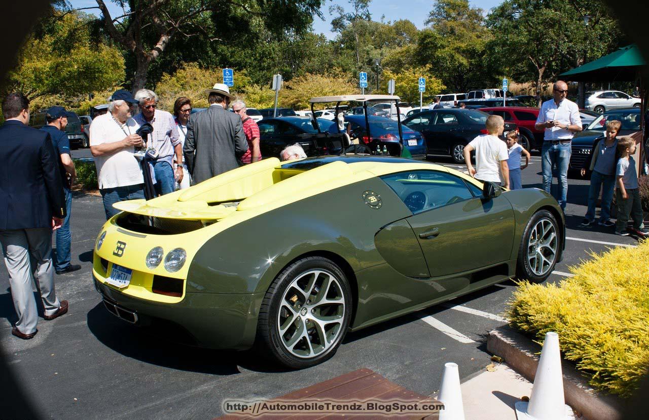 automobile trendz 2012 bugatti veyron grand sport vitesse. Black Bedroom Furniture Sets. Home Design Ideas