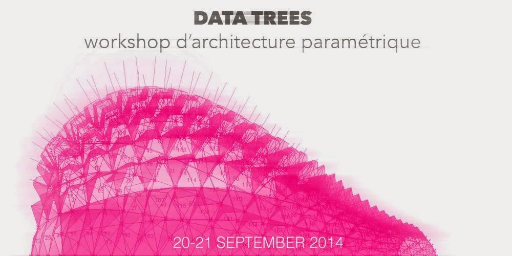Informations sur rhino atelier d 39 architecture for Architecture parametrique