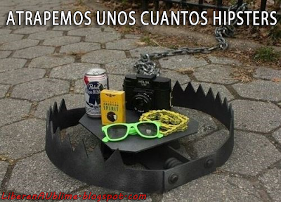 atrapar hipster trampa mainstream no lo conoces