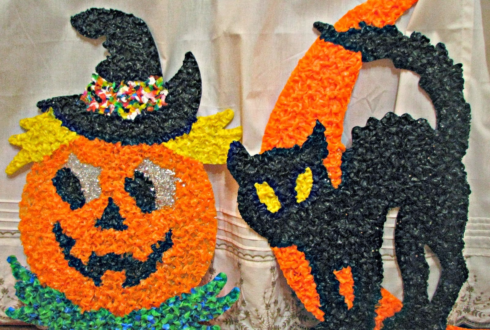 thursday october 16 2014 - Vintage Halloween Decorations For Sale