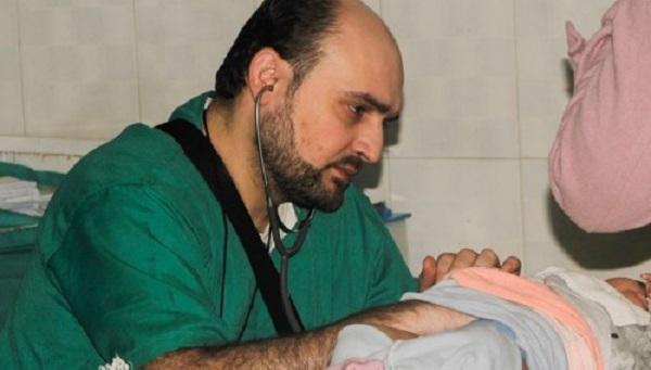 Το Χαλέπι θρηνεί τον παιδίατρο που δεν έφυγε ποτέ για να σώζει τα παιδιά της πόλης