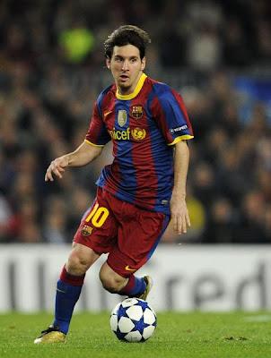 Lionel Messi 2011 Barca^@#