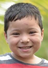 Noel - Honduras (El Tablon), Age 6