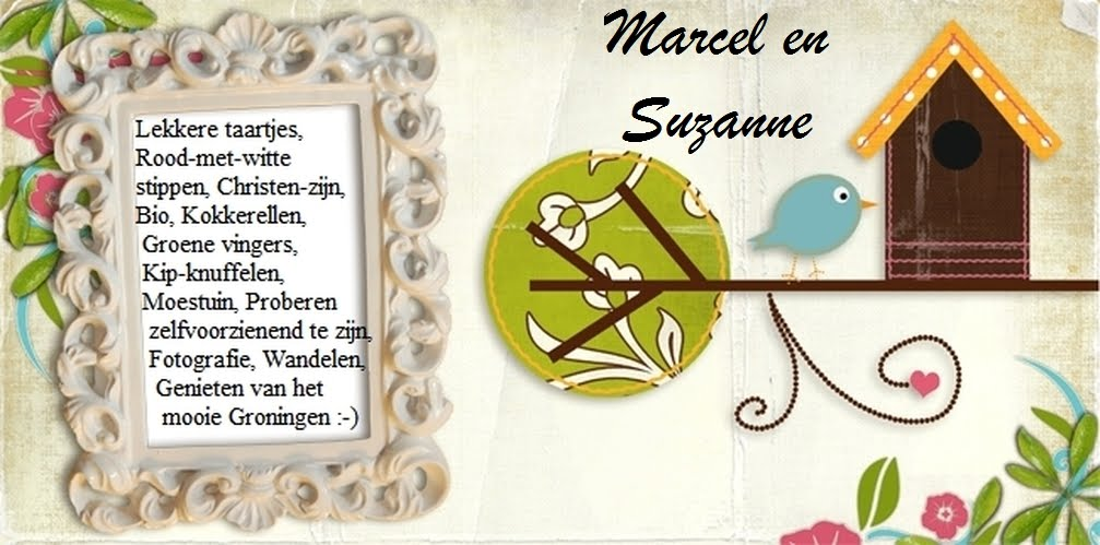 Marcel en Suzanne's website