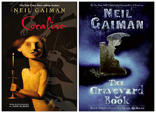 You likes Coraline, The Graveyard Book is for you.