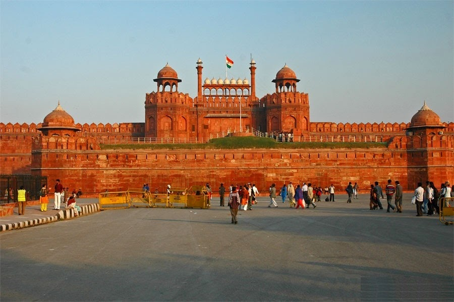 aryavrit travels tour inde redfort