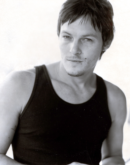 short haircut Norman Reedus