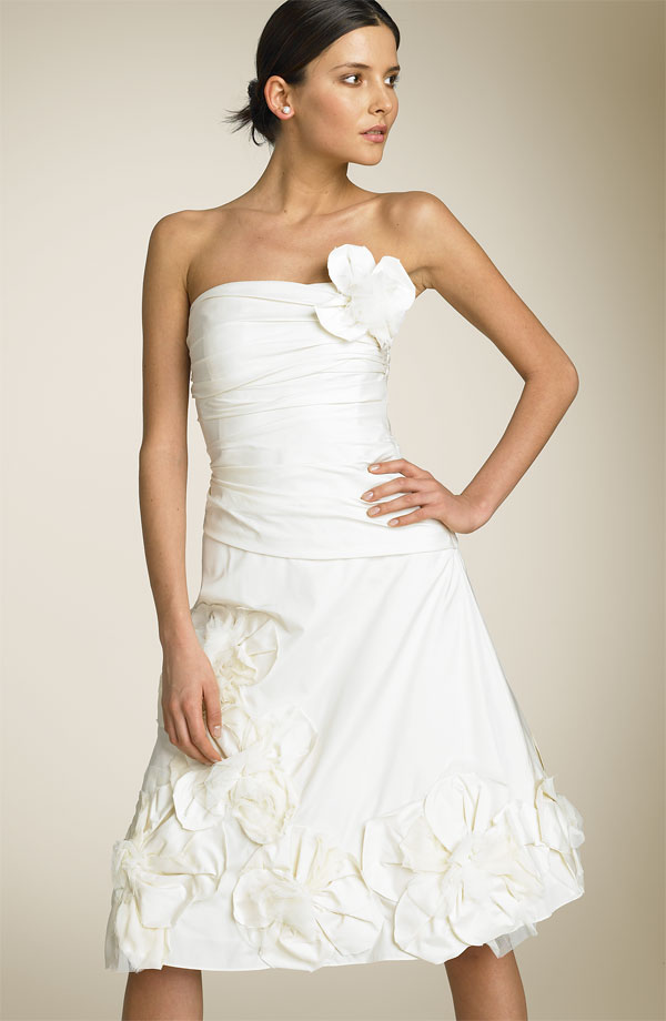 Cheap Wedding Reception Dresses For The Bride