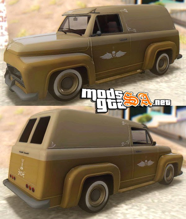 Vapid Slamvan do GTA V