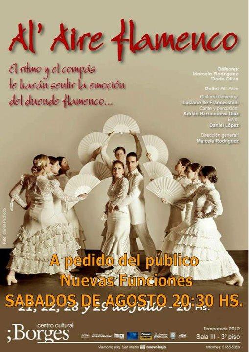 Al´aire flamenco