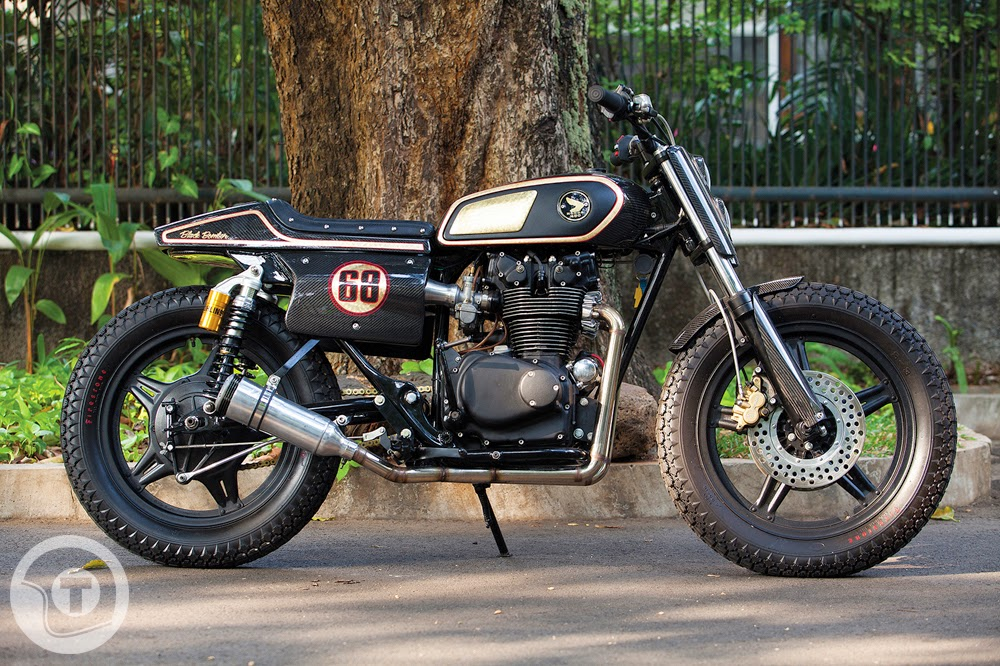 Rrr Bmw Cafe Racer
