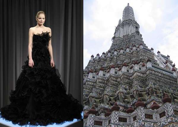 dissertation on fashion and architecture