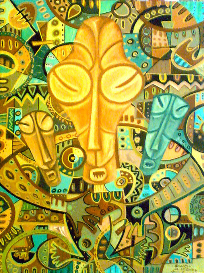 Cameroonian Art